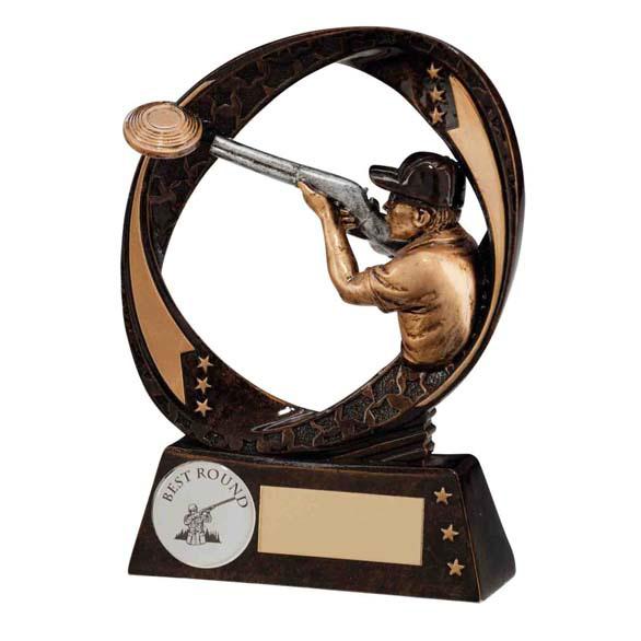 Typhoon Clay Pigeon Trophy - RF16069B