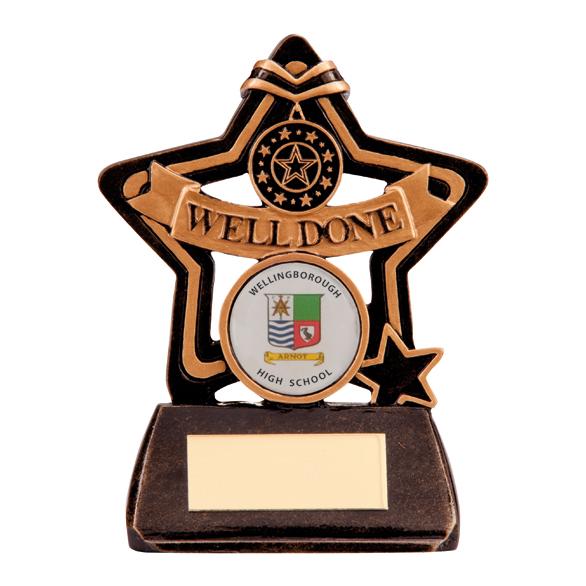 Little Star Well Done Award - RF1179