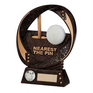 Typhoon Golf Nearest the Pin Trophy