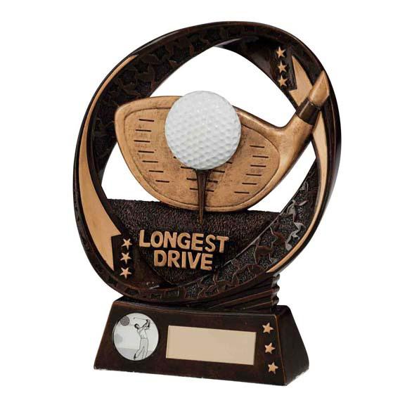 Typhoon Golf Longest Drive Trophy - RF16088