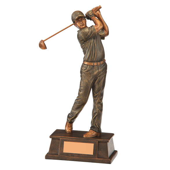 The Classical Male Golf Trophy - RF17065