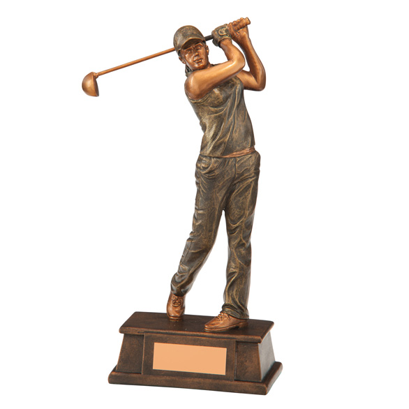 The Classical Female Golf Trophy - RF17066