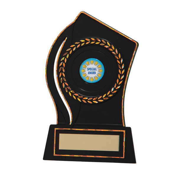 Quest Black Plaque Award - AC16237