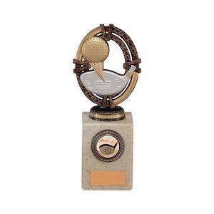 Maverick Legend Golf Trophy - Bronze