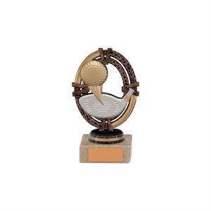 Maverick Legend Golf Trophy - Bronze Small
