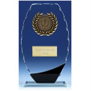 Singular Glass Award - KM009