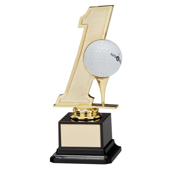 Long Shot Golf Trophy - TR2295