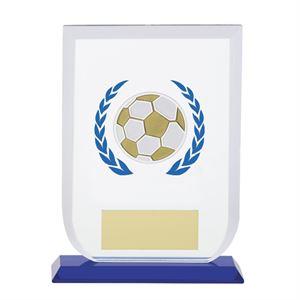 Gladiator Football Glass Award - CR17069