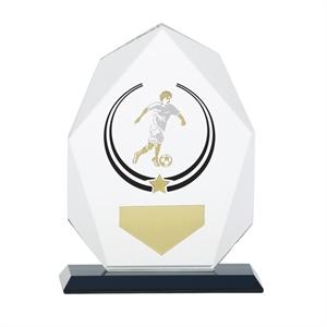 Glacier Football Glass Award