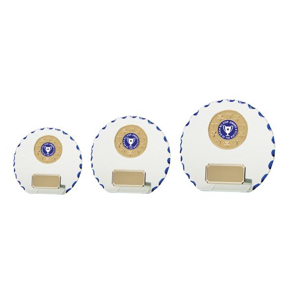 Quantum Jade Glass Multisport Award  3 sizes - CR2267