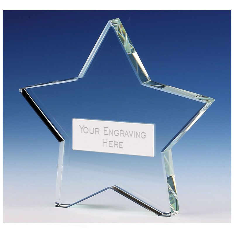 North Star Crystal Award - KK273
