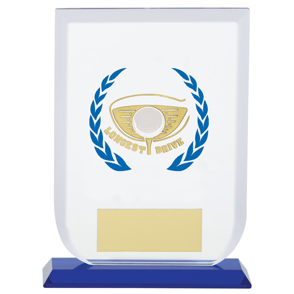 Gladiator Longest Drive Glass Award - CR17071