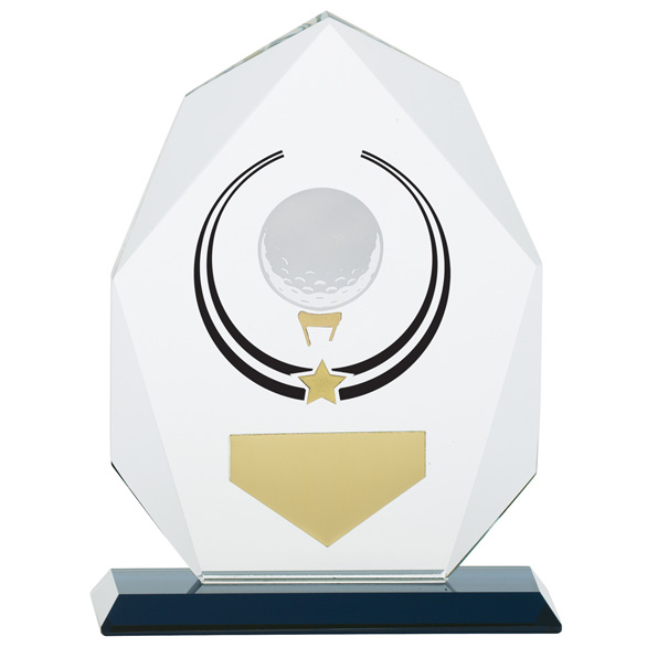 Glacier Golf Glass Award - CR17080