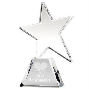 Hope Star Crystal Award