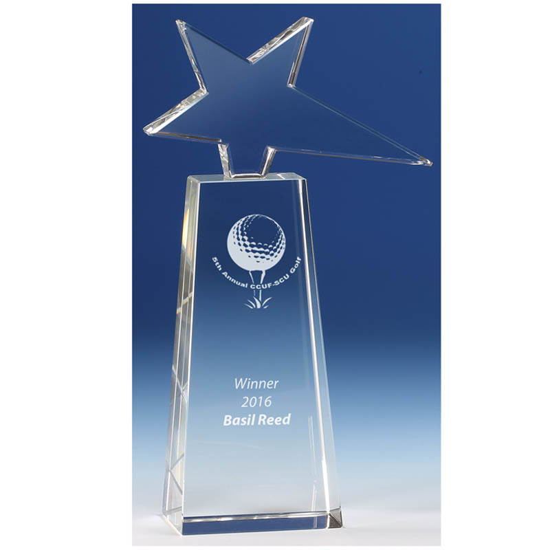 Polar Star Crystal Award - KS012