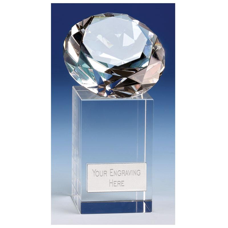 Highline Diamond Crystal Award - KK271