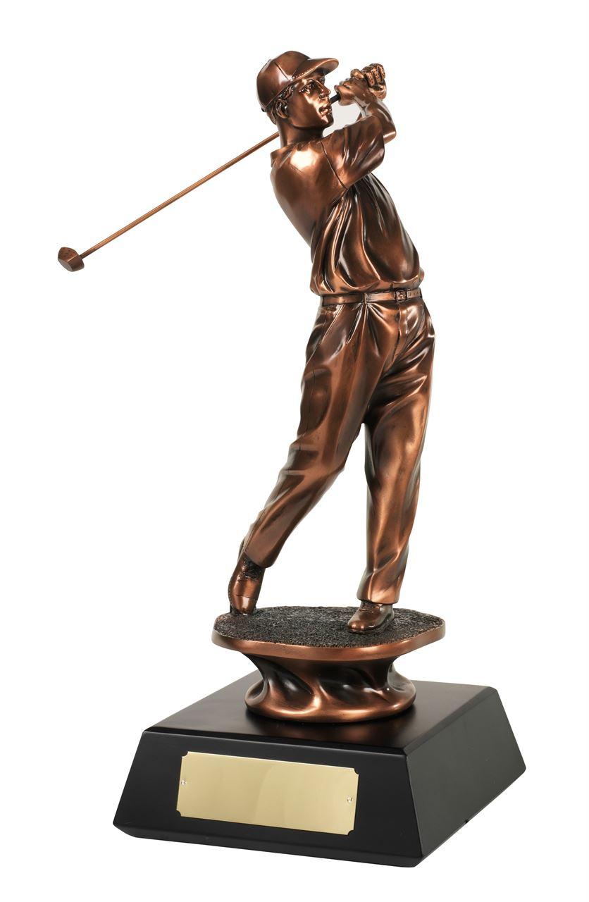 The Golfer Trophy - RW12
