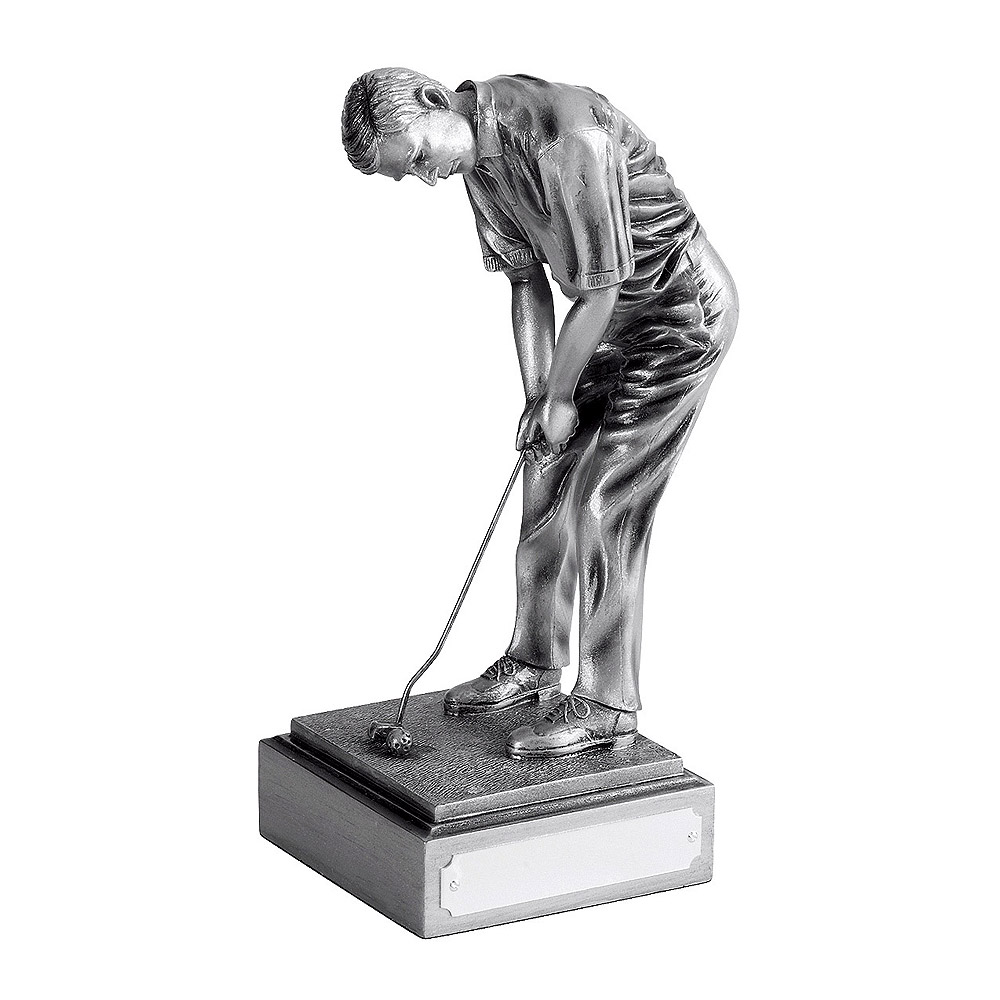 The Champion Golf Trophy Silver - SRS64
