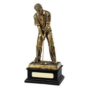 Male Golfer Trophy