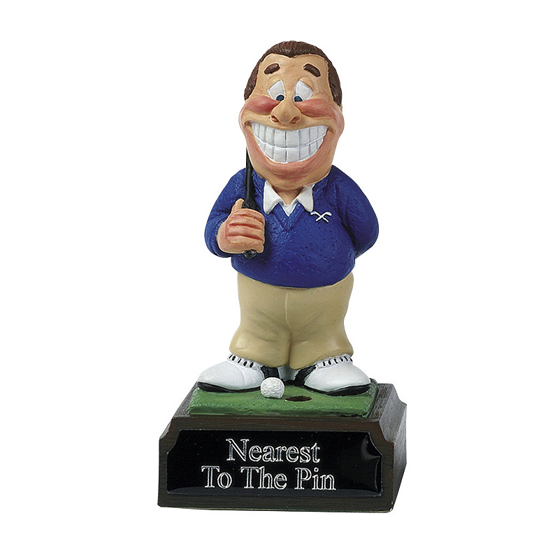 Everyday Heroes Nearest The Pin Trophy - H08