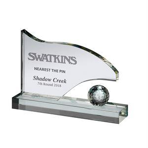 Glass Nearest The Pin Award - HC057