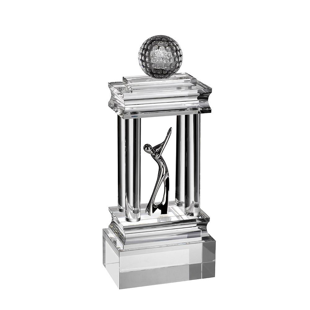 Colossal Crystal Golf Award - AC192