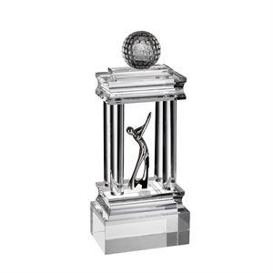 Colossal Crystal Golf Award