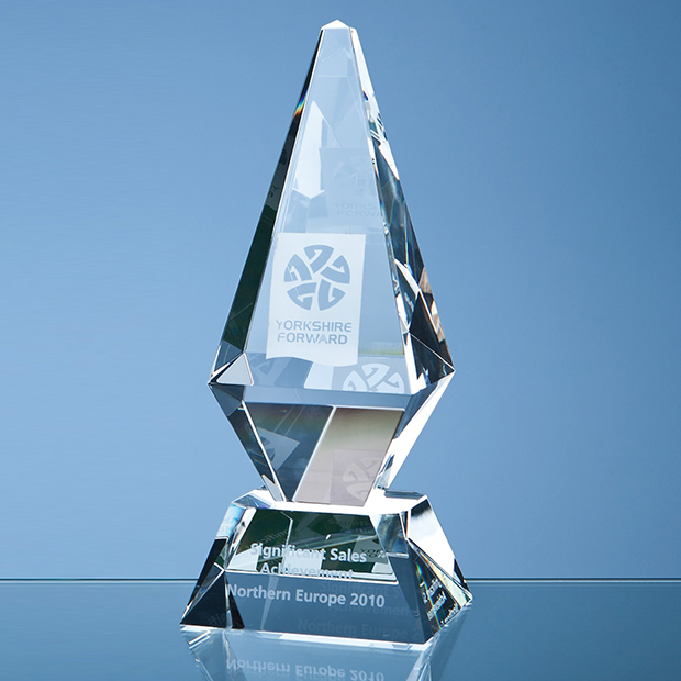 Optical Crystal Glacier Award - SY3000