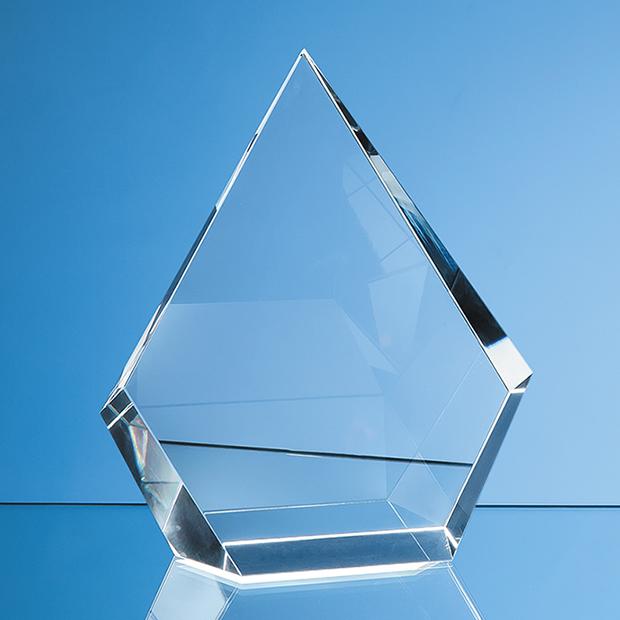 Optical Crystal Facet Diamond Award - SY5058