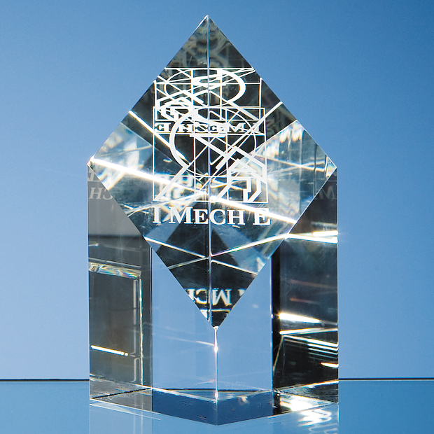 Optical Crystal Diamond Award - SY1091