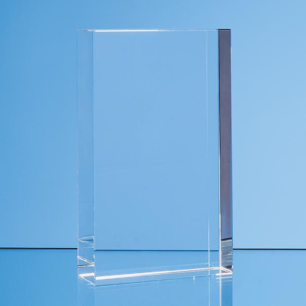 Optical Crystal Rectangle Award - EUR154
