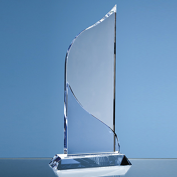 Optical Crystal Grand Bleu Award - SY3068