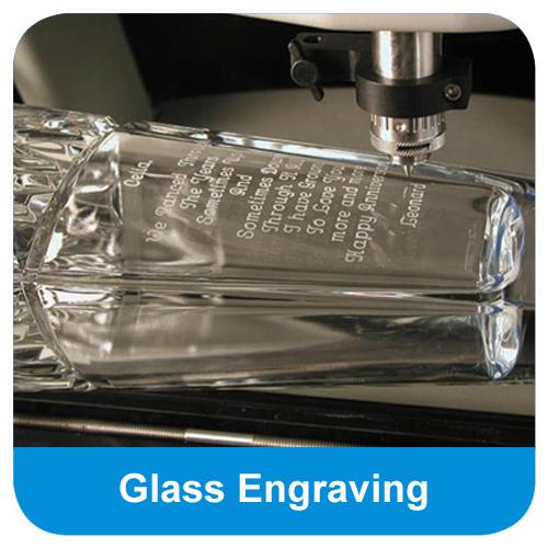 Quality glass engraving