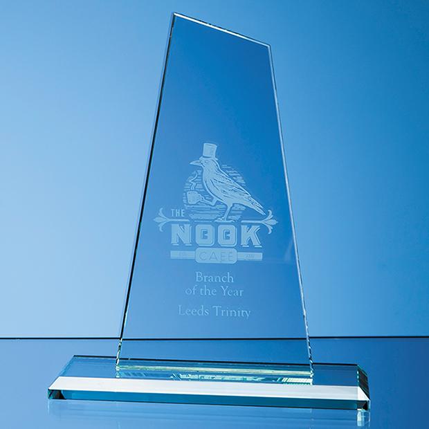 Jade Glass Mountain Award - VGJ127112