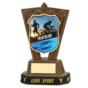 Titans Triathlon Plastic Award - CL-PT15141