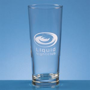 Straight Sided Beer Glass 0.58ltr - W64