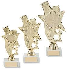 Apollo Gold Multi-Sport Trophy 3 sizes - TR1651