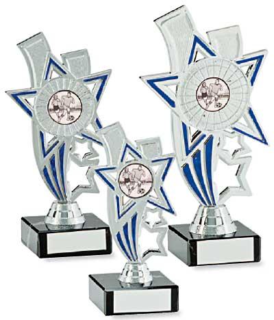 Apollo Silver Multi-Sport Trophy 3 sizes - TR1655