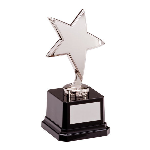 The Challenger Star Silver Award - NP1783