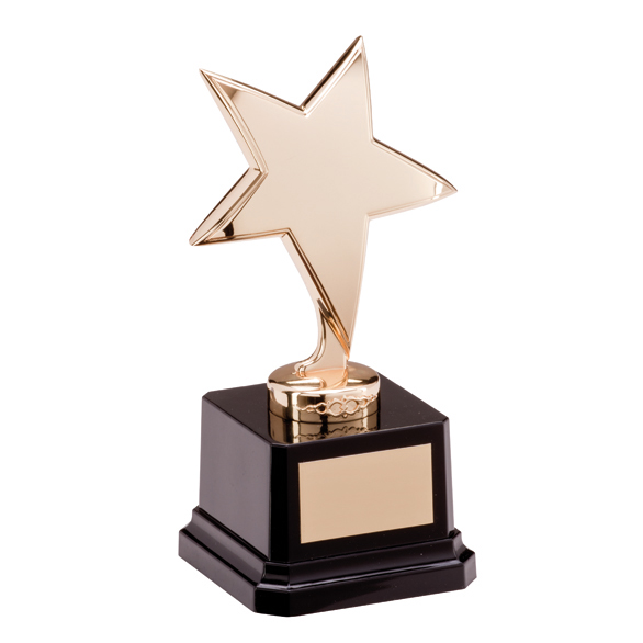 The Challenger Star Gold Award - NP1784