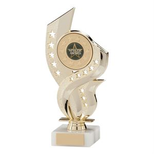 Unity Star Multi-Sport Gold Trophy