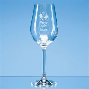 Aura Crystalite Wine Glass