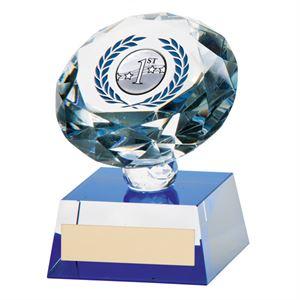 Solitaire Crystal Multisport Award - CR9366