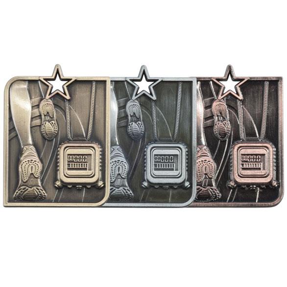 Centurion Star Running Medal (size: 53mm x 40mm) - MM15010