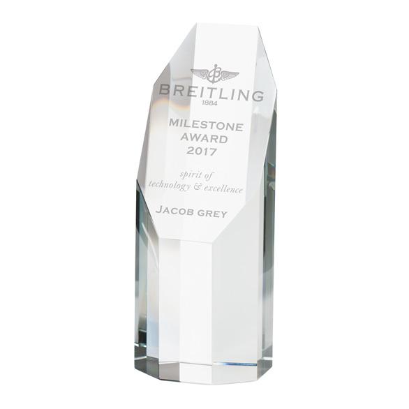 Apollo Crystal Award - CR16149