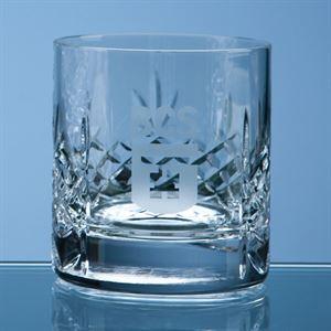 Mayfair Crystalite Panel Whisky Tumbler