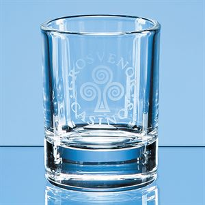 Round Hot Shot Tot Glass - BG2