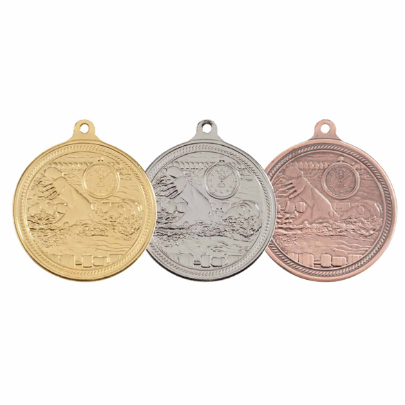 Endurance Swimming Medal (size: 50mm) - MM16050