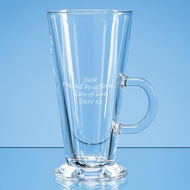 Barista Latte Glass - UK116