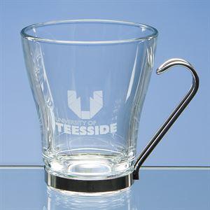 Oslo Cappuccino Glass